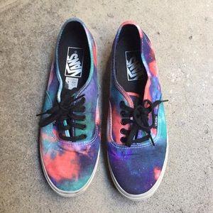 Vans•Galaxy Lo Pro Sneakers•Size 7.5